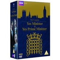 Yes Minister & Yes Prime Minister Complete Boxset