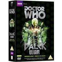 Doctor Who: Dalek War Box (1973)