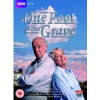 One Foot In The Grave - Series 1-6 - Complete Plus The Christmas Specials