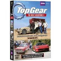 Top Gear - The Great Adventures 4