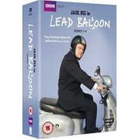 Lead Balloon Series 1-4 Box Set