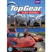 Top Gear - The Great Adventures 5