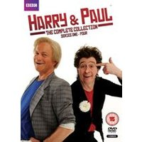 Harry And Paul - Series 1-4 - Complete