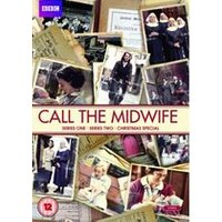 Call The Midwife - Series 1 & 2 with 2012 Christmas Special