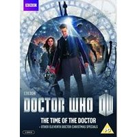 Doctor Who: The Time of the Doctor & Other Eleventh Doctor Christmas Specials