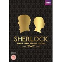 Sherlock Complete Series 3 - Special Edition