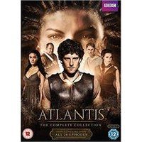 Atlantis The Complete Collection Series One & Two