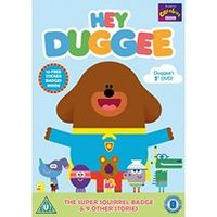 Hey Duggee - The Super Squirrel Badge & Other Stories