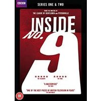 Inside No. 9 - Series 1 & 2 [DVD]