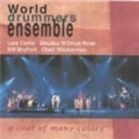 WORLD DRUMMERS ENSEMBLE - Coat Of Many Colors, A [DualDisc]