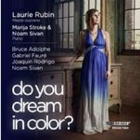 Do You Dream in Color? (Music CD)