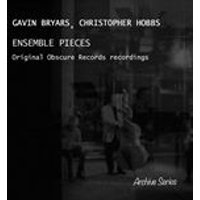 Christopher Hobbs - Ensemble Pieces (Music CD)
