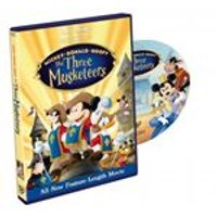 Three Musketeers, The (Disney Animated with Mickey Mouse, Donald Duck and Goofy)