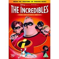 The Incredibles (2 Disc Collectors Edition)
