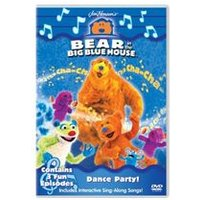 Bear In The Big Blue House - Dance Party