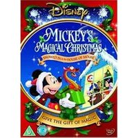 Disney Mickeys Magical Christmas - Snowed In At The House Of Mouse
