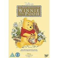 Winnie The Pooh - The Many Adventures Of Winnie The Pooh (Disney)