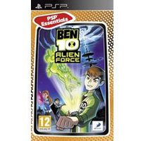 Ben 10 - Alien Force - PSP Essentials (PSP)