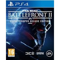 Star Wars Battlefront 2 Elite Trooper Deluxe Edition (PS4)
