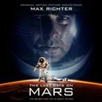 Max Richter - The Last Days On Mars (O.S.T.) (Music CD)