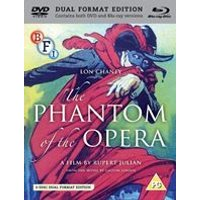 The Phantom of the Opera (3 - Disc Dual Format Edition)