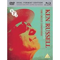 The Ken Russell Collection: The Great Composers (Dual Format Edition)