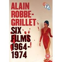 Alain Robbe-Grillet: Six Films 1964-1974 (DVD Box Set)