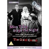 Diana Dors Double Bill: Miss Tulip Stays the Night & The Great Game
