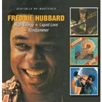 Freddie Hubbard - High Energy/Liquid Love/Windjammer (Music CD)