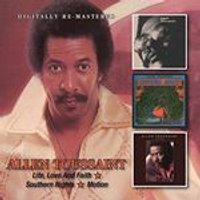 Allen Toussaint - Love, Life & Faith/Southern Nights/Motion (Music CD)
