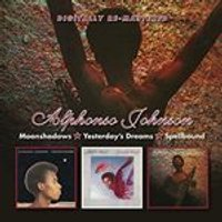 Alphonso Johnson - Moonshadows/Yesterdays Dreams/Spellbound (Music CD)