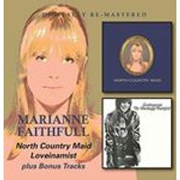 Marianne Faithfull - North Country Maid/Love in a Mist (Music CD)