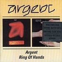 Argent - Argent/Rings Of Hands (Music CD)
