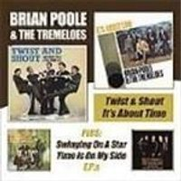 Brian Poole & The Tremeloes - Twist And Shout/Its About Time/EPs