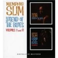 Memphis Slim - Legend Of The Blues Vol.1 & 2 (Music CD)
