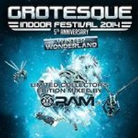 Various Artists Mixed By RAM - Grotesque Indoor Festival 2014 Winter Wonderland (Music CD)