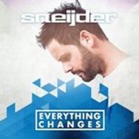 Sneijder - Everything Changes (Music CD)