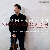 Shostakovich: Violin Concertos 1 & 2 (Music CD)