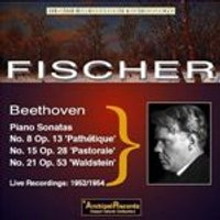 Edwin Fischer plays Beethoven