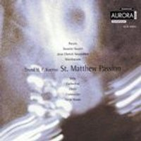 Kverno: St Matthew Passion
