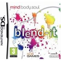 Mind Body Soul: Blend-It (Nintendo DS)