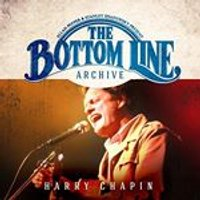 Harry Chapin - Bottom Line Archive (Live 1980/Live Recording) (Music CD)