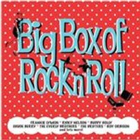 Various Artists - Big Box of Rock N Roll (Music CD)