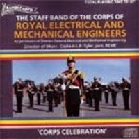 Royal Electrical/Mechanical Engineers Corps Band - Corps Celebration (Music CD)