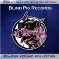 Various Artists - Blind Pig Records 30th Anniversary Collection (+DVD)