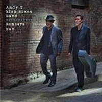 Andy T-Nick Nixon Band - Numbers Man (Music CD)