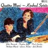 VARIOUS COMPOSERS - Kindred Spirits (Quattro Mani)