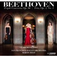 Beethoven: Triple Concerto (Music CD)