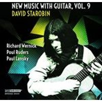 New Music with Guitar, Vol. 9 (Music CD)