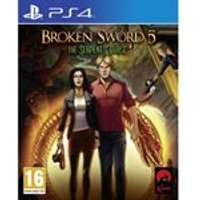 Broken Sword 5: The Serpents Curse (PS4)